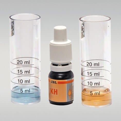 JBL Test Kh test d'eau en aquariophilie pour les aquariums