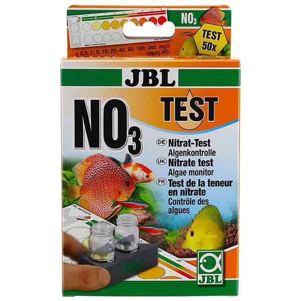 JBL Test NO3 test d'eau des nitrates pour aquariophilie