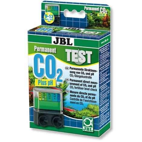 JBL Test CO2 et pH Permanent pour eau douce et aquariophile