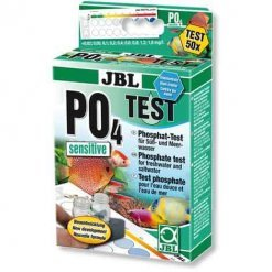 JBL test PO4 sensitive phosphates mesure le taux de phosphates de votre eau