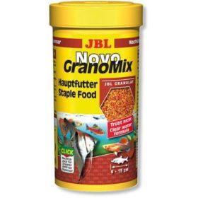JBL NovoGranomix est une nourriture pour poissons de moyenne e