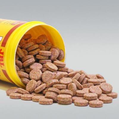JBL Novotab nourriture en pastilles pour poissons de fond