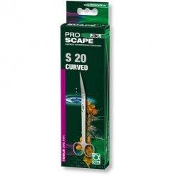 Ciseau incurvé 20cm JBL ProScape Tool S pour tailler et aménager vos plantes