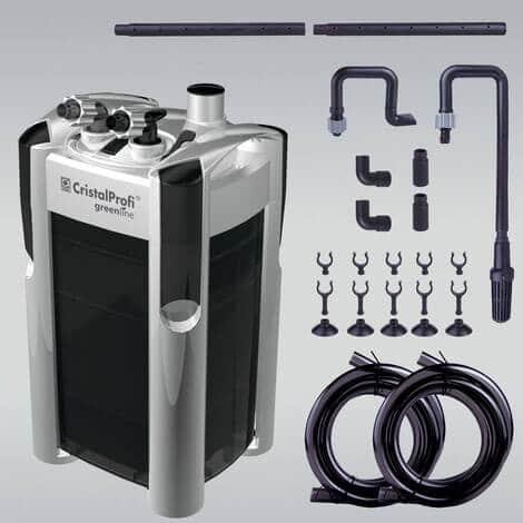 filtre externe jbl cristalprofi e1502 pour aquarium de 200 à 700 litres