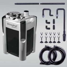 JBL Cristalprofi e702 filtre externe pour aquarium de 60 à 200 litres