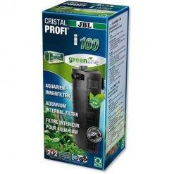 filtre interne cristalprofi greenline i100 pour aquarium de 90 à 160 litres