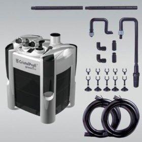 filtre externe jbl cristalprofi e402 pour aquarium de 40 à 120 litres