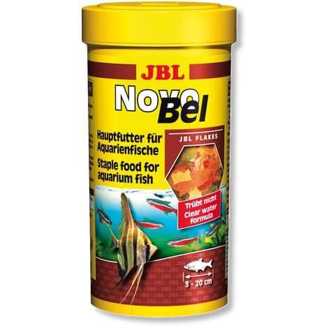 JBL novobel nourriture complète pour les poissons d'aquarium