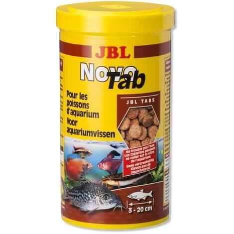 JBL Novotab nourriture pour poissons de fond