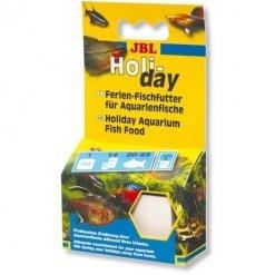 nourriture pour poissons lors des vacances JBL Holiday