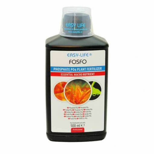 Fertilisant pour plantes aquarium Easy Life Fosfo carence phosphate