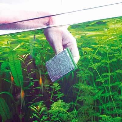 JBL Blanki nettoyeur pour vitres d'aquarium