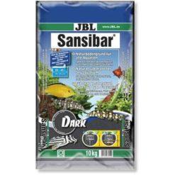 Substrat de sol neutre pour aquarium JBL Sansibar Black 10kg