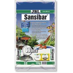 JBL Sansibar White substrat de sol neutre pour aquarium 5kg et 10kg