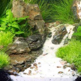 Substrat de sol neutre pour aquarium JBL Sansibar White