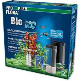 Kit CO2 pour aquarium JBL ProFlora bio160