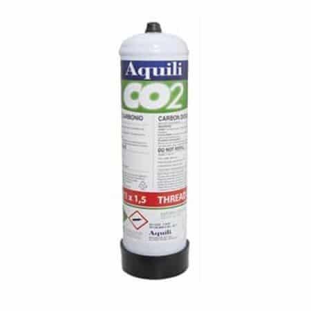 Aquili bouteille de CO2 jetable pour aquarium