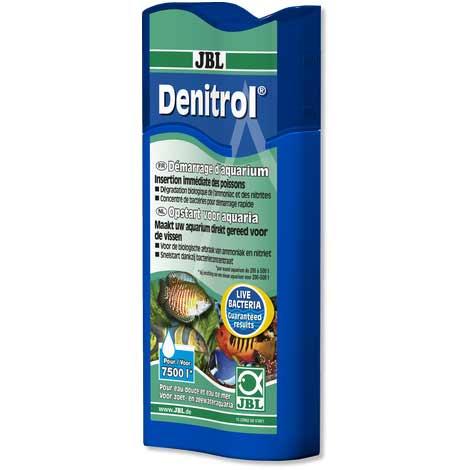 jbl denitrol bactéries pour eau aquarium