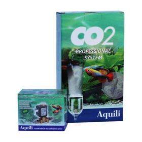 Kit Co2 pour aquarium Aquili bouteille jetable