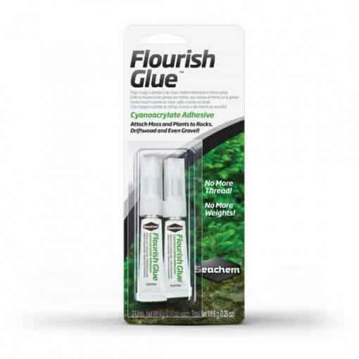 colle pour plantes d'aquariums Flourish Glue