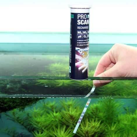 jbl recharge pour proscan test eau