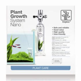 Tropica system nano plant growth CO2 pour aquarium