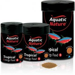 Aquatic Nature Tropical energy food S nourriture poissons tropicaux