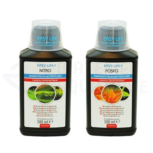 kit easy-life nitro et fosfo 500 ml engrais plantes aquarium