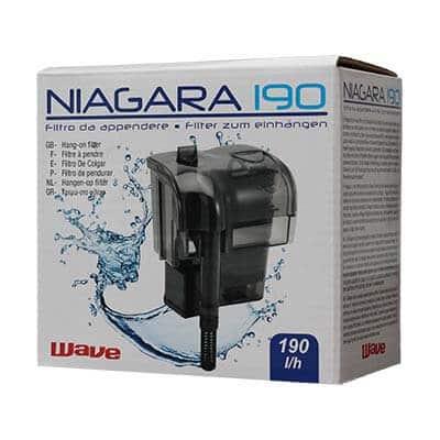 Wave Filtre Niagara 190 filtre cascade pour aquarium