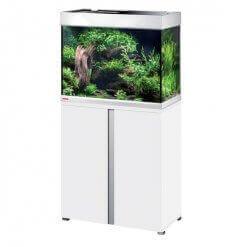 Aquarium Eheim combinaison proxima 175 litres blanc brillant