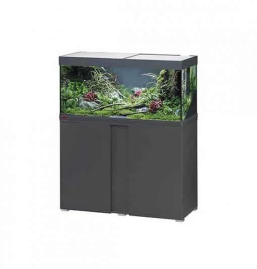 aquarium eheim combinaison vivaline 180 litres anthracite
