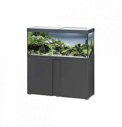 aquarium eheim combinaison vivaline 240 litres anthracite