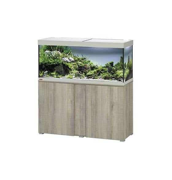 Aquarium eheim Vivaline 240 litres chêne gris achat aquarium