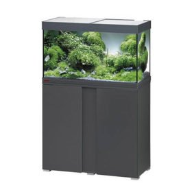 aquarium eheim combinaison vivaline led 126 anthracite
