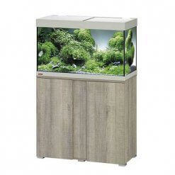 aquarium eheim combinaison vivaline led 126 chêne gris