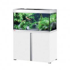 aquarium eheim proxima 250 litres blanc brillant