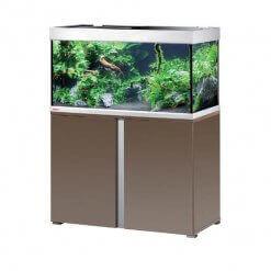 aquarium eheim proxima 250 litres mocca brillant