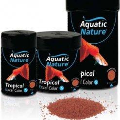 aquatic nature tropical excel color S nourriture pour raviver la couleur des poissons