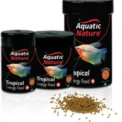 aquatic nature tropical energy food m pour grands poissons tropicaux
