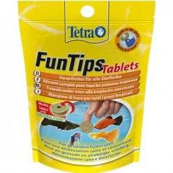 tetra funtips nourriture à coller aux vitres pour observer les poissons
