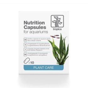 Tropica Nutrition capsule x10 engrais plante aquarium