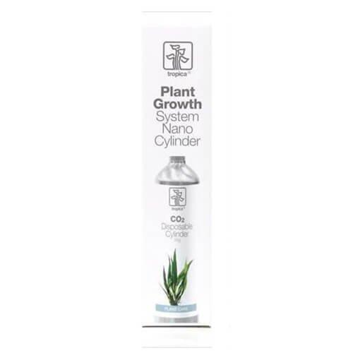 bouteille de recharge de CO2 Tropica plant growth system nano cylinder