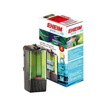 Eheim pickup 45 filtre interne pour aquarium materiel for Filtre petit aquarium