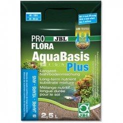 JBL AquaBasis Plus 2,5 litres est un sol nutritif pour les plantes d'aquarium