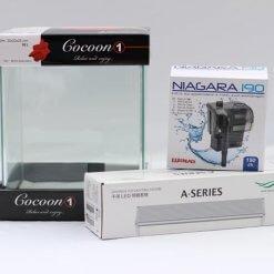 kit complet pour nano aquarium