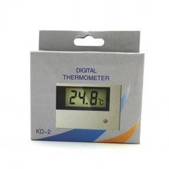thermomètre digital avec sonde pour aquarium kerda
