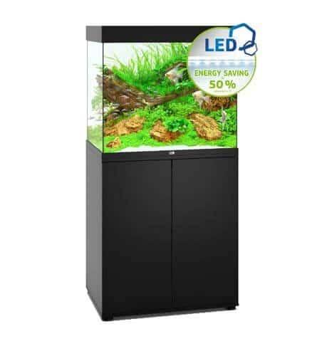 aquarium Juwel Lido 200 Led avec meuble noir