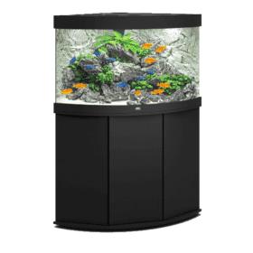 aquarium Juwel Trigon 190 Led avec meuble noir
