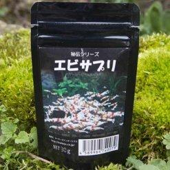 lowkeys ebi supple nourriture premium pour crevettes d'eau douce