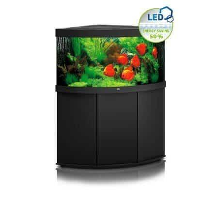 Aquarium Juwel Trigon 350 Led Avec Meuble Noir
